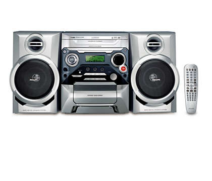 Video CD and MP3-CD Playback