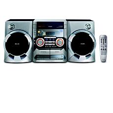 FWV357/98  Mini Hi-Fi System