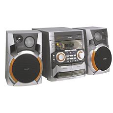 FW-C355/22  Mini Audio System