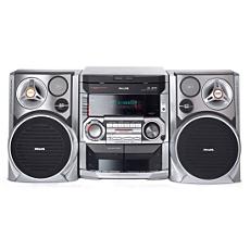 FW-C390/21M -    Mini Audio System