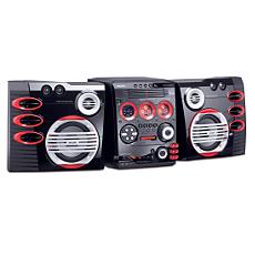 FW-C577/19  Mini Audio System