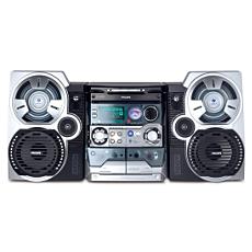 FW-C717/22  Mini Audio System