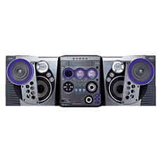 FW-C777/37  Mini Audio System