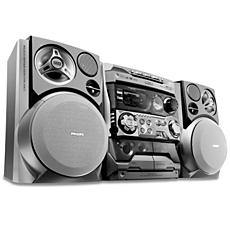 FW-D550/21A -    迷你 Hi-Fi 音響
