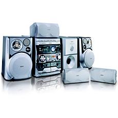 FW-D596/30 -    Mini Hi-Fi System