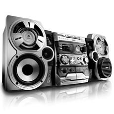 FW-D750/21A  迷你 Hi-Fi 音響