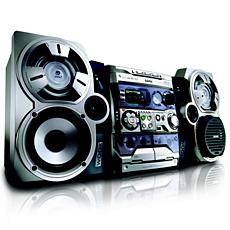 FW-D750/21M  Mini Hi-Fi System