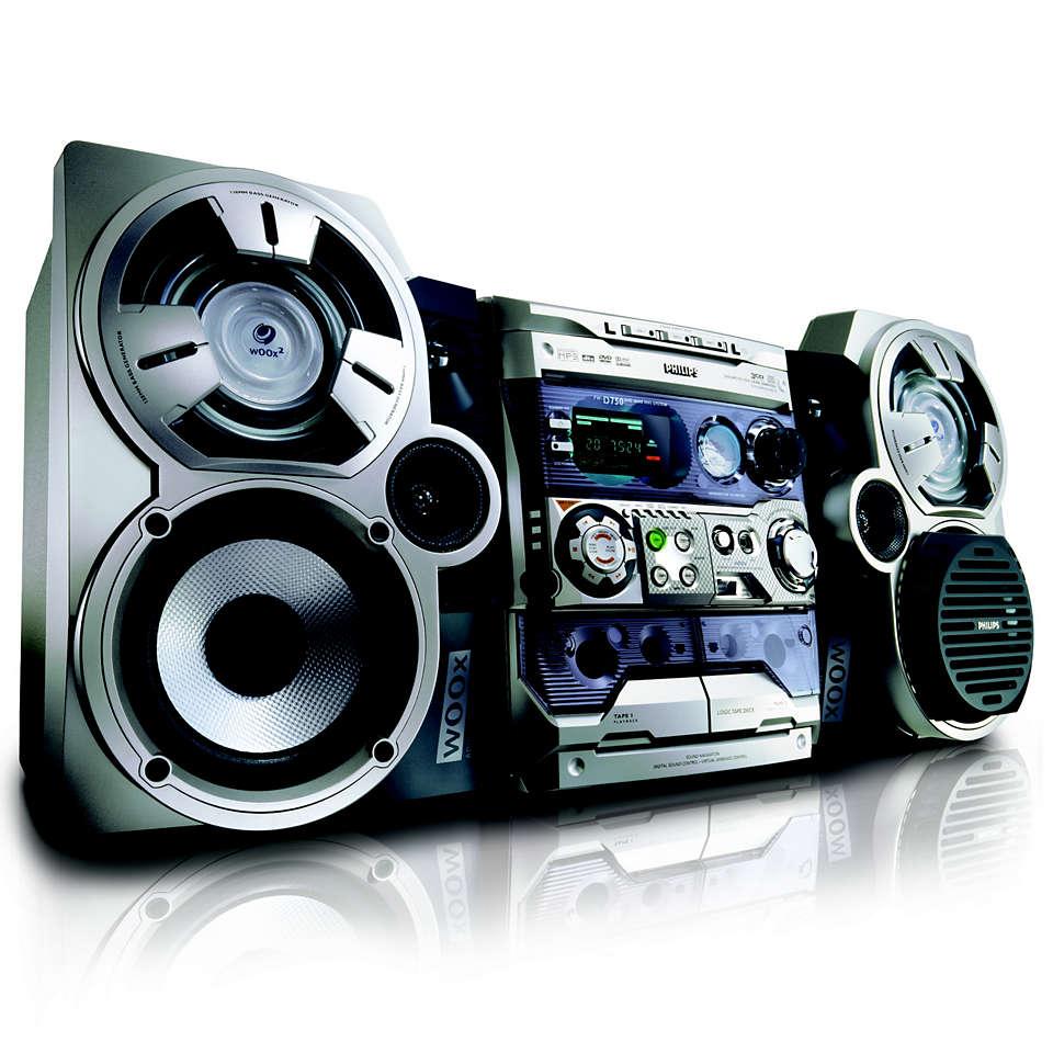 DVD 及 MP3-CD 播放功能