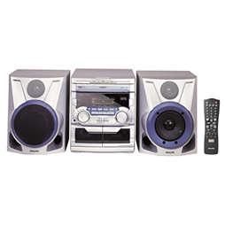 Minisistem audio