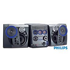 FW-M777/22  Mini Audio System
