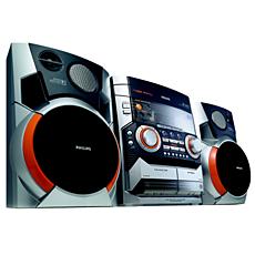 FW-V355/21M  Mini Audio System