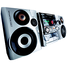 FW-V537/21M  Mini Hi-Fi System