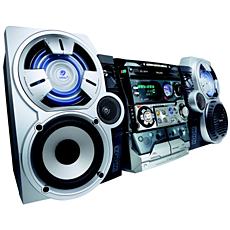 FW-V787/21M  Mini Hi-Fi System