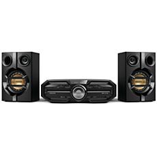 FX15/12 -    Miniwieża Hi-Fi