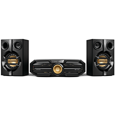 FX20/55  Minisistema Hi-Fi