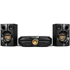 FX20/55 -    Mini sistema Hi-Fi