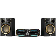 FX25/12 -    Sistema mini Hi-Fi