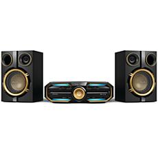 FX30X/78  Mini Hi-Fi System