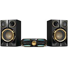 FX50/55  Mini sistema Hi-Fi