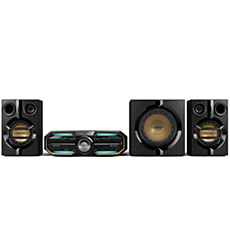 FX55/77 -    Minisistema Hi-Fi