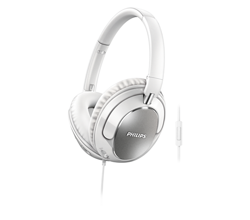 Headphones with mic FX5MWT/00 | Philips
