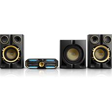FX70X/78  Mini Hi-Fi System