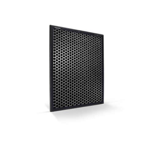 Series 1000 Náhradní NanoProtect filtr s aktivním uhlíkem