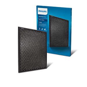 Aktivt kulstof-filter