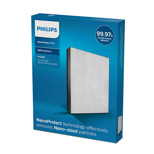 NanoProtect filter HEPA Series 3