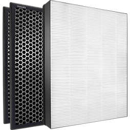 NanoProtect filter - annual filter set