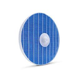NanoCloud mitrināšanas filtrs