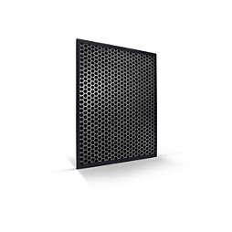 """NanoProtect"" filtras, aktyvintosios anglys"