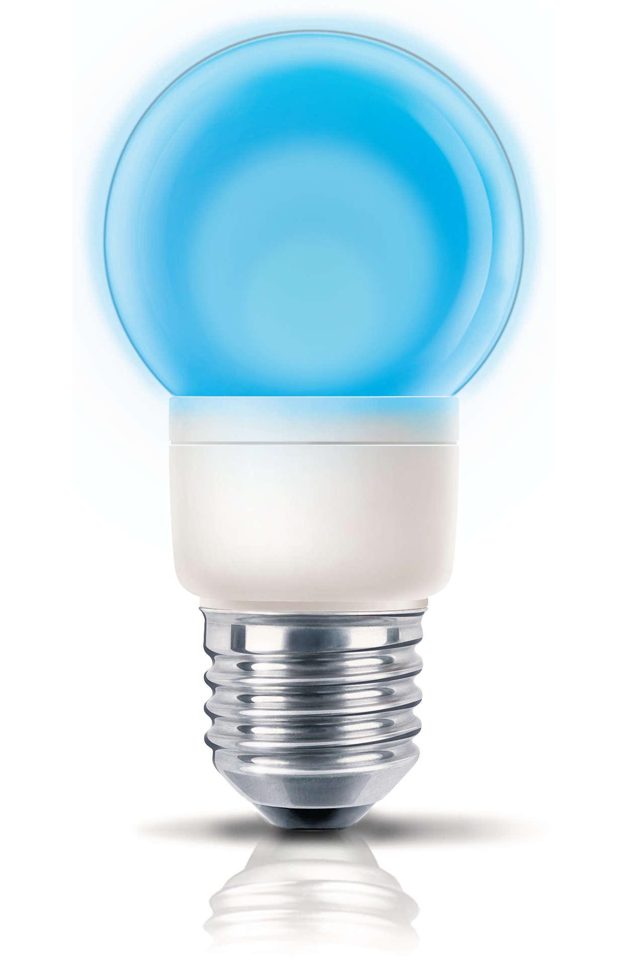 Lumină jucăuşă şi colorată