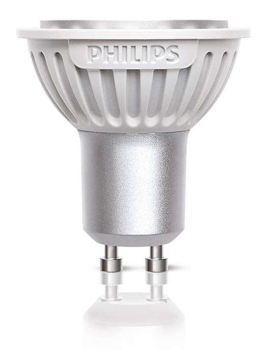 Светодиодная лампа — совершенный источник света