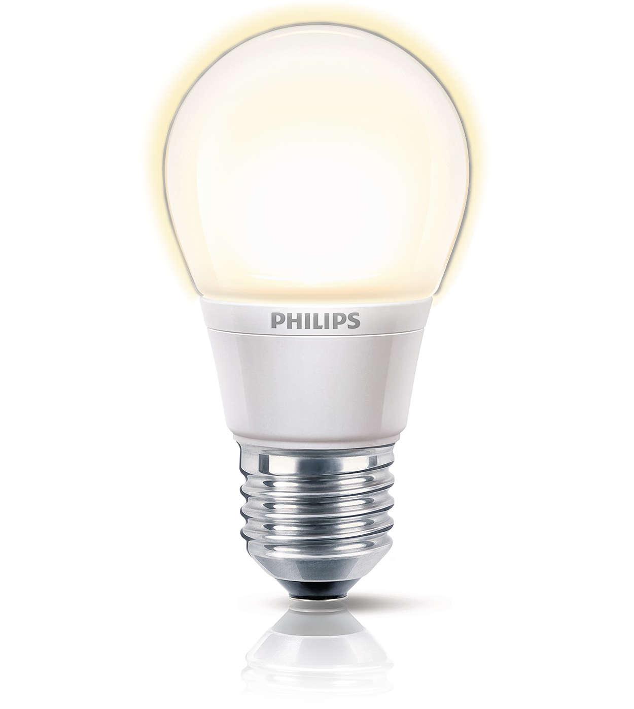 Pålitelig, dekorativ lampe