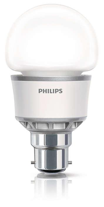 Huippulaadukas LED-valo