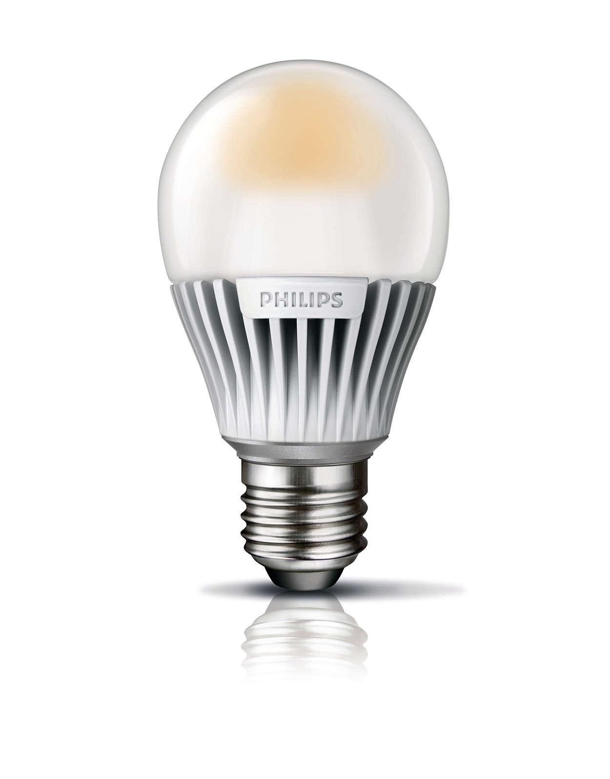 Moderne LED-Beleuchtung