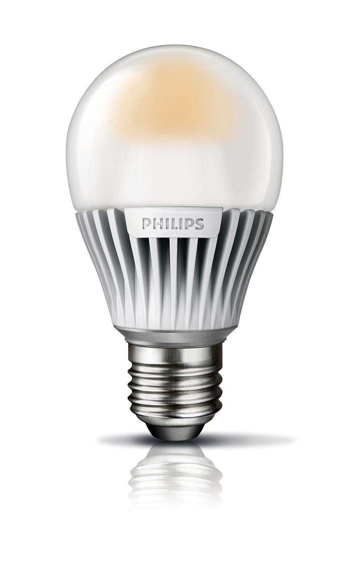 En son teknoloji ürünü LED ışığı