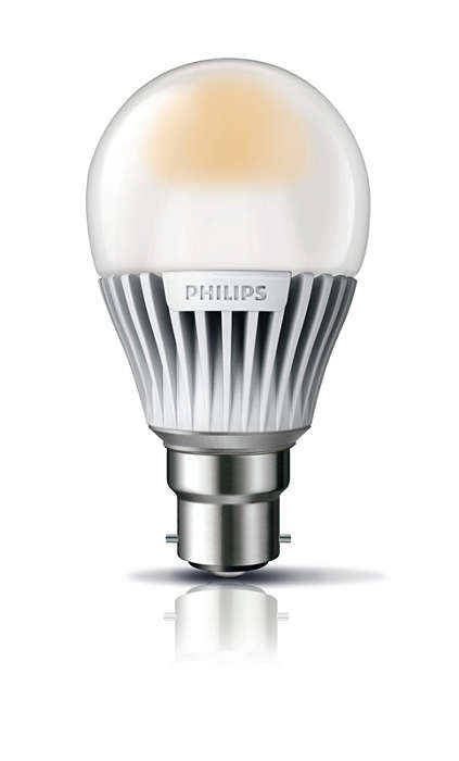 Luz LED com tecnologia de ponta