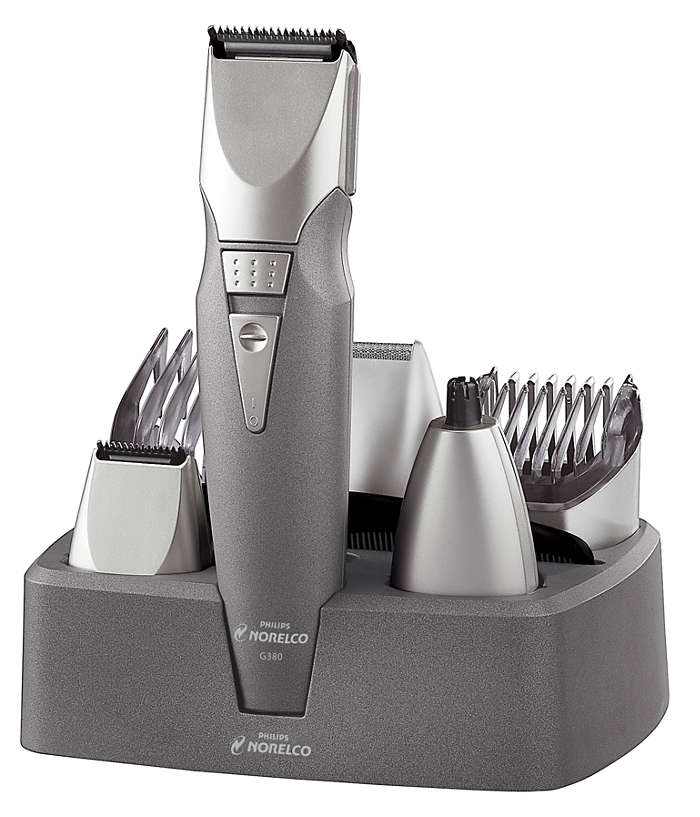 Most Versatile Grooming System