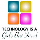 Tehnologia este cel mai bun prieten al fetelor