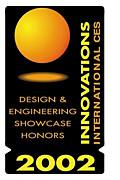 CES 2002 Innovations Award