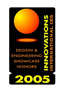 waCS700 CES 2005 Innovations Award