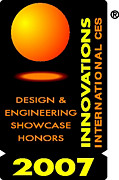 CES Innovation honors award for LCD TV