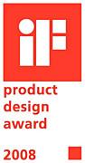 Premio al diseño iF 2008