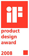 Награда за дизайн iF Design Award 2008