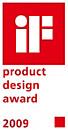iF 產品設計獎2009
