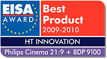 """EISA HT innovation 2009/2010"""