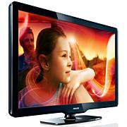 Подхожда идеално на телевизорите от серия 3000 на Philips*