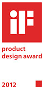iF design award 2012